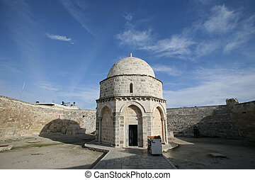 Chapel of the Ascension of Jesus Christ, Jerusalem