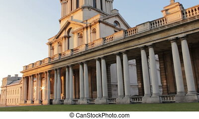Chapel Old Royal Naval College - The area of Old Royal Naval...