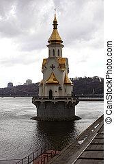 Chapel on the River Dnieper, Kiev