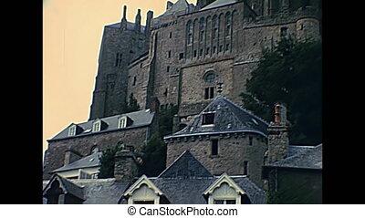 Chapelle Notre-Dame-sous-Terre Abbey - Archangel Michael...