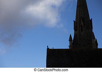 chapitel, iglesia