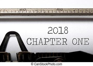 chapitre, 2018, une