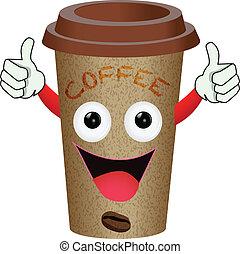character coffee