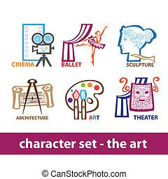 character-set-the-art
