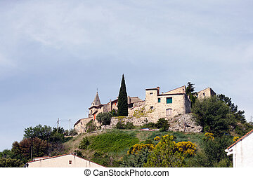 Character village house in the Provence