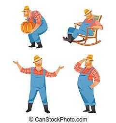 characters farmer