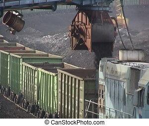charbon, mining.