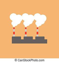 charbon, plante, puissance