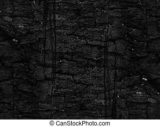 Charcoal surface background.