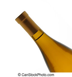Chardonnay Wine Bottle