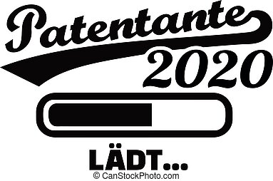 chargement, 2020, godmother, allemand, barre