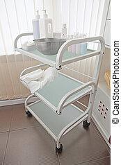 chariot, monde médical
