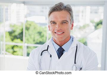 charismatic, doutor, ficar