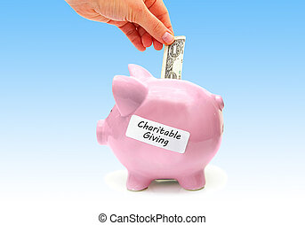 Charitable Giving concept