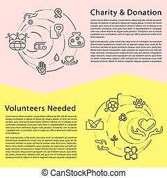 Charity and donation