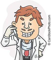 charlatan, docteur