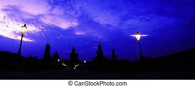 Charles Bridge- Prague
