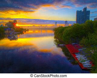 Charles River @ Sunrise