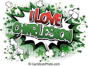 charleston, amore