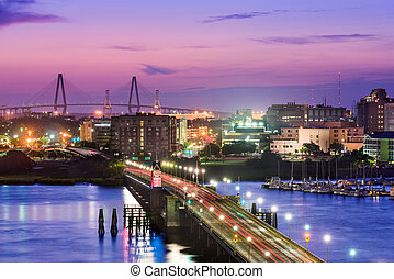 charleston, carolina sul