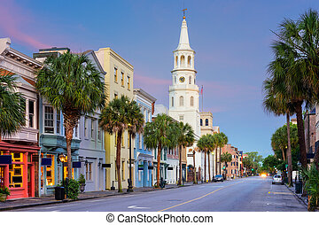 charleston, süd carolina