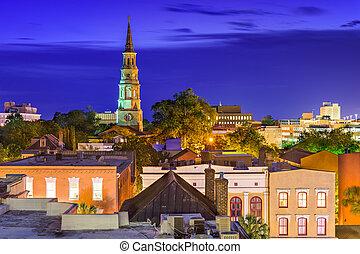 Charleston Skyline