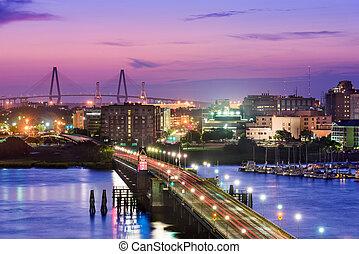 Charleston South Carolina - Charleston, South Carolina, USA...