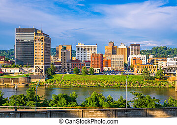 charleston, virginia, usa, westen