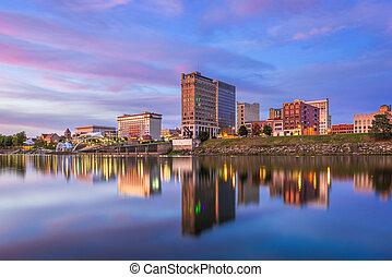 Charleston, West Virginia Skyline