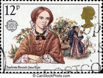 charlotte, bronte, (jane, eyre)