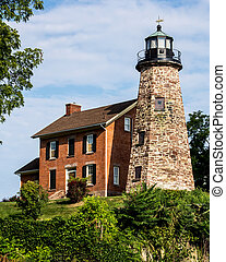 Light house in Charlotte NY