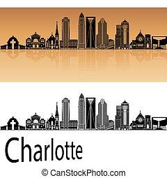 Charlotte Skyline.eps