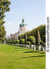 Charlottenburg Palace, Berlin, Germany - The Carlottenburg...