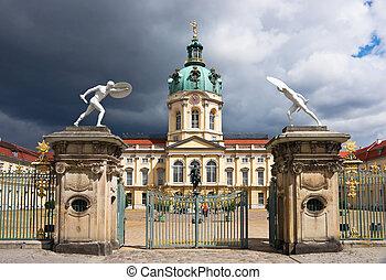 charlottenburg palast, in, berlin