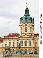 charlottenburg palast