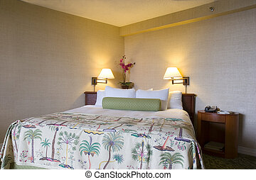 Charm of Master Bedroom