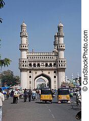 Charminar Hyderabad?s Old City