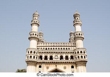 Charminar landmark, Hyderabad