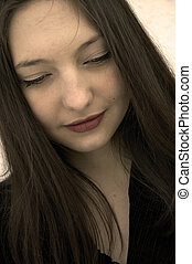 charming girl - dreams of girl
