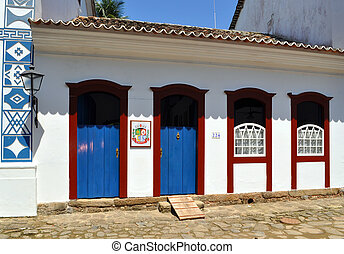 Charming Paraty - Very charming house in Paraty in Brazil.