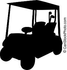 charrette, golf