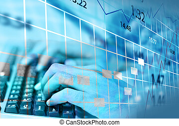 chart., 證券交易所