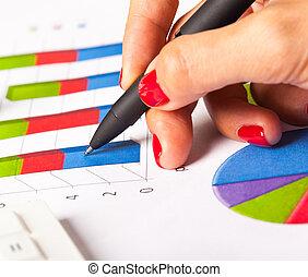 Chart, Business