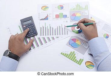 chart's, ビジネス
