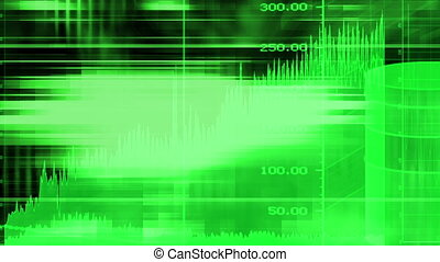 Charts and graphs geometric loop