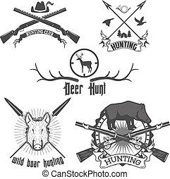 chasse, club2