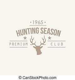 chasse, emblème, vendange