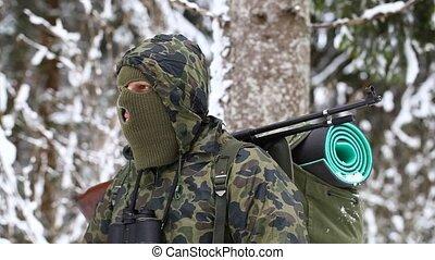 chasseur, optique, 2, episode, fusil