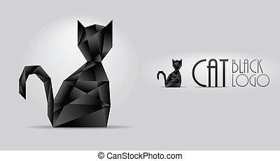chat noir, diamant