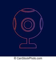 live chat violet icon. Black Bedroom Furniture Sets. Home Design Ideas